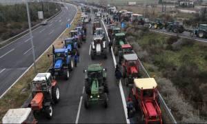 Μπλόκα αγροτών: Άνοιξε η εθνική οδός Θεσσαλονίκης - Ευζώνων