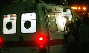 Σοβαρό τροχαίο στο Ηράκλειο - Σε κρίσιμη κατάσταση 31χρονος