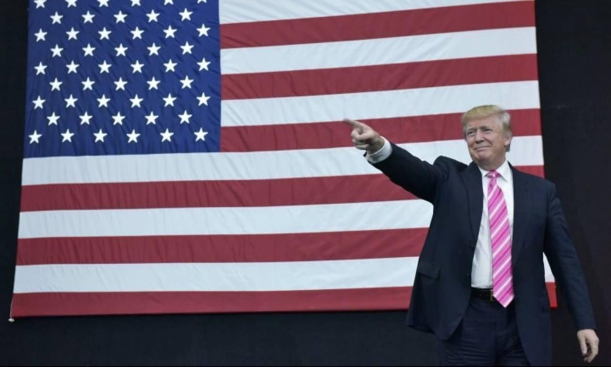 Ντόναλντ Τραμπ: Το διάταγμα δεν έχει στόχο τους μουσουλμάνους