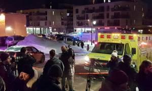 Καναδάς: Έξι νεκροί από επίθεση ενόπλων σε τέμενος στο Κεμπέκ (Vids)