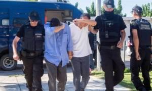 Στο Διοικητικό Πρωτοδικείο παρουσιάζονται οι 8 Τούρκοι αξιωματικοί