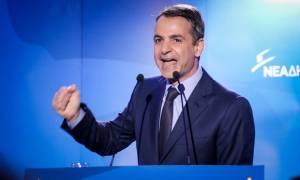 Μητσοτάκης: Ο Τσίπρας είναι ψεύτης και η κυβέρνηση παράλυτη