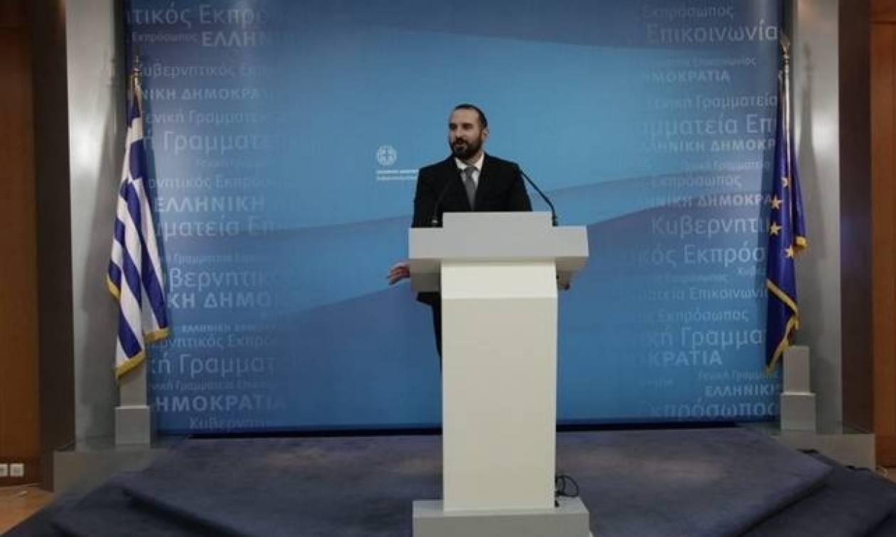 Τζανακόπουλος: Διαψεύδει την πιθανότητα ψήφισης προληπτικών μέτρων από 180 βουλευτές