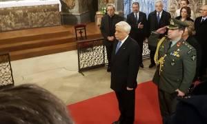 Ηχηρό μήνυμα Παυλόπουλου: Η αδιέξοδη πολιτική της λιτότητας πρέπει να αλλάξει