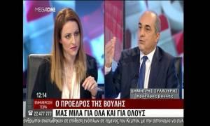 Προκαλεί ο ΠτΒ:«Ακόμα και οι μισθοί των Ελλήνων βουλευτών είναι καλύτεροι από των Κυπρίων» (vid)