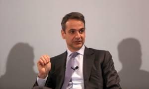 Μητσοτάκης: Οι τρεις άξονες για την έξοδο της Ελλάδας από την κρίση