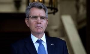 Πρέσβης των ΗΠΑ: Θέλουμε μια αναπτυσσόμενη και δημιουργική Ελλάδα