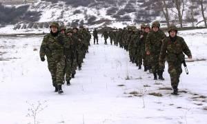 Στρατός ξηράς: Εκπαίδευση Νεοσυλλέκτων στην ΠΕ XVI M/K ΜΠ (pics)