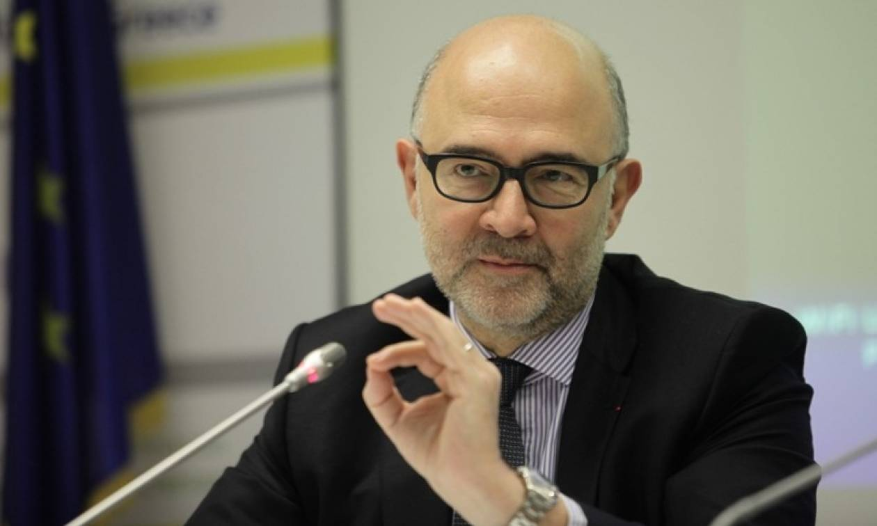 Μαξίμου: Ο Μοσκοβισί δεν έθεσε θέμα Grexit