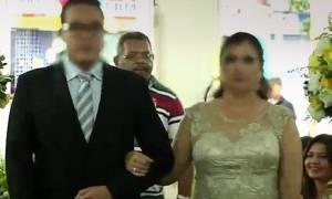 Πανικός σε γάμο: Ένοπλος άνοιξε πυρ εναντίον καλεσμένων (vid)