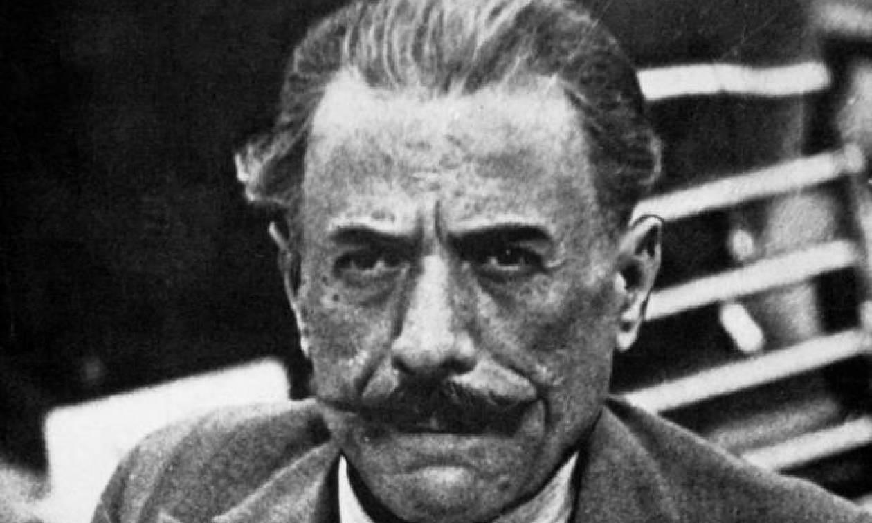 Σαν σήμερα το 1936 πέθανε ο στρατιωτικός και πολιτικός Γεώργιος Κονδύλης
