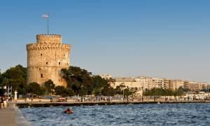 Συναγερμός στο κέντρο της Θεσσαλονίκης
