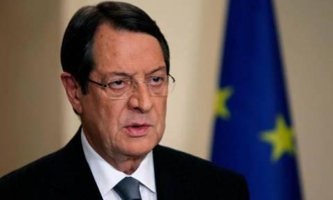Κυπριακό-Αναστασιάδης: Δεν μιλήσαμε για τις 4 βασικές ελευθερίες