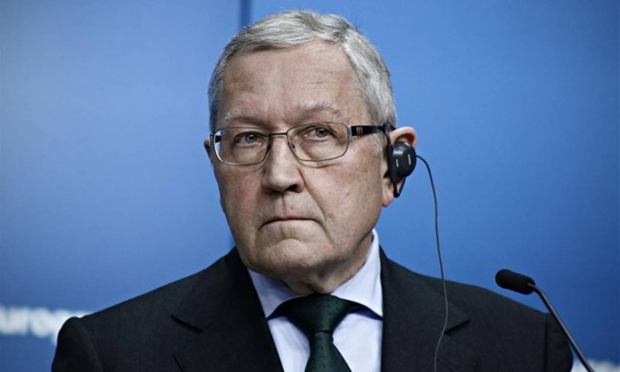 Ο Ρέγκλινγκ «μαζεύει» τα περί Grexit: Aν τηρηθεί το πρόγραμμα, δεν θα χρειαστεί άλλο πρόγραμμα