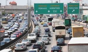 ΤΩΡΑ: Κυκλοφοριακό χάος στον Κηφισό – Ποια σημεία να αποφύγετε
