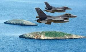 Ιστορικό ρεκόρ παραβιάσεων από τους Τούρκους στο Αιγαίο – Παίζουν με την υπομονή των πιλότων μας