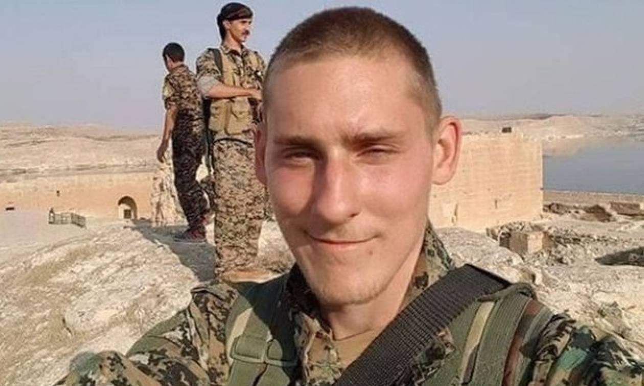 Συρία: Βρετανός αυτοκτόνησε για να μην τον πιάσει αιχμάλωτο το ISIS