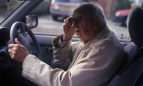 Αλλάζει η νομοθεσία για τους ηλικιωμένους οδηγούς – Νέο όριο ηλικίας