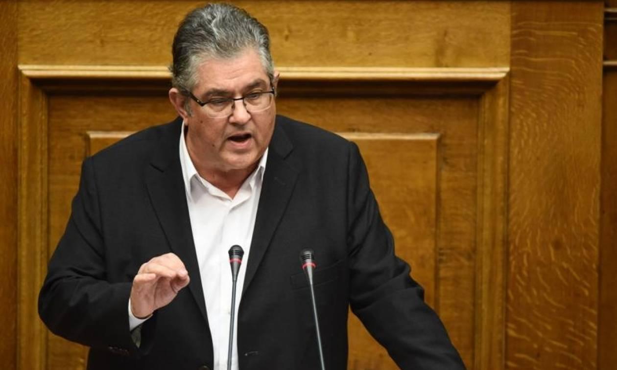 Βουλή - Κουτσούμπας: Άνθρακες ο θησαυρός της Εξεταστικής
