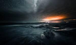 Η μαγεία του Γαλαξία μας: Η Ρόδος λουσμένη στο φως των αστεριών!