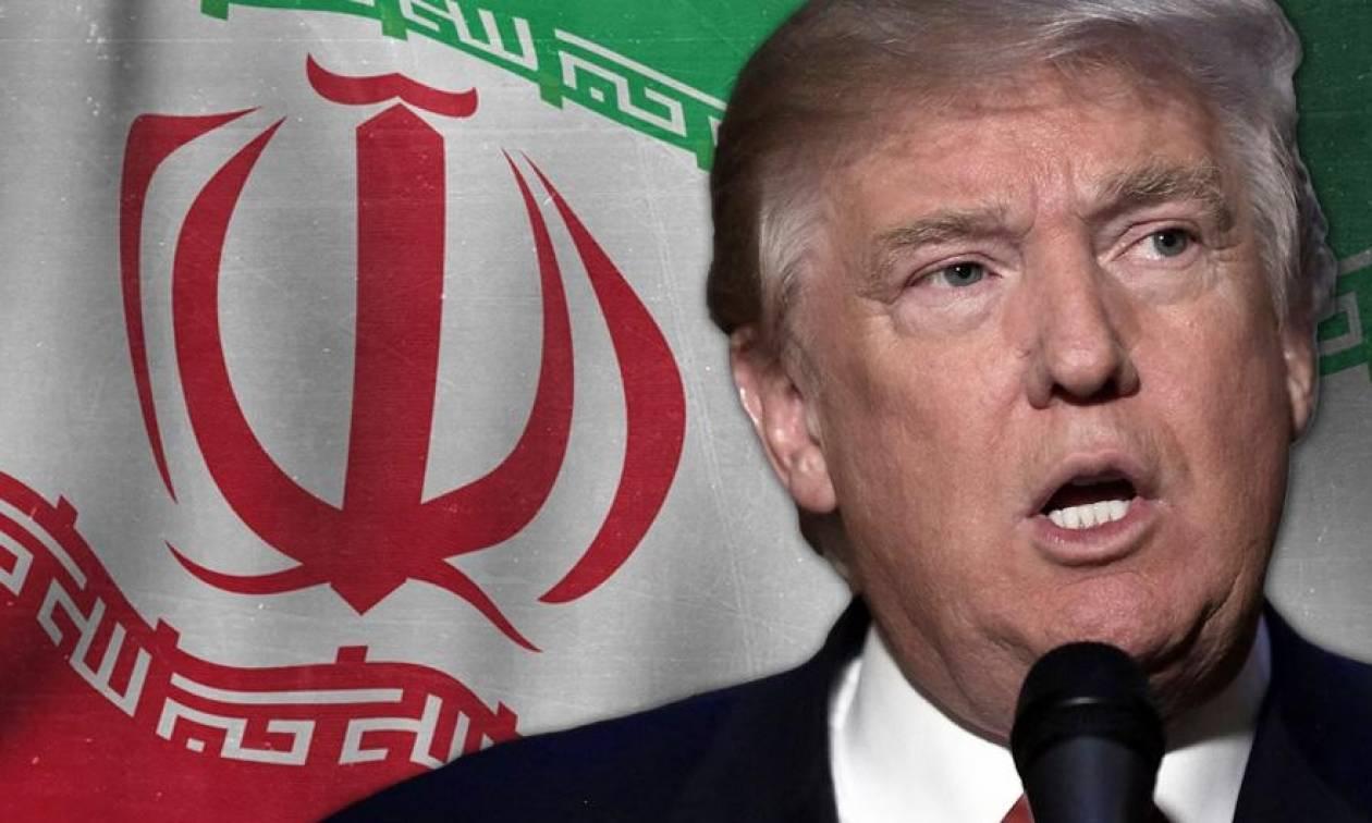 Το Ιράν μπήκε στο… μάτι του Τραμπ