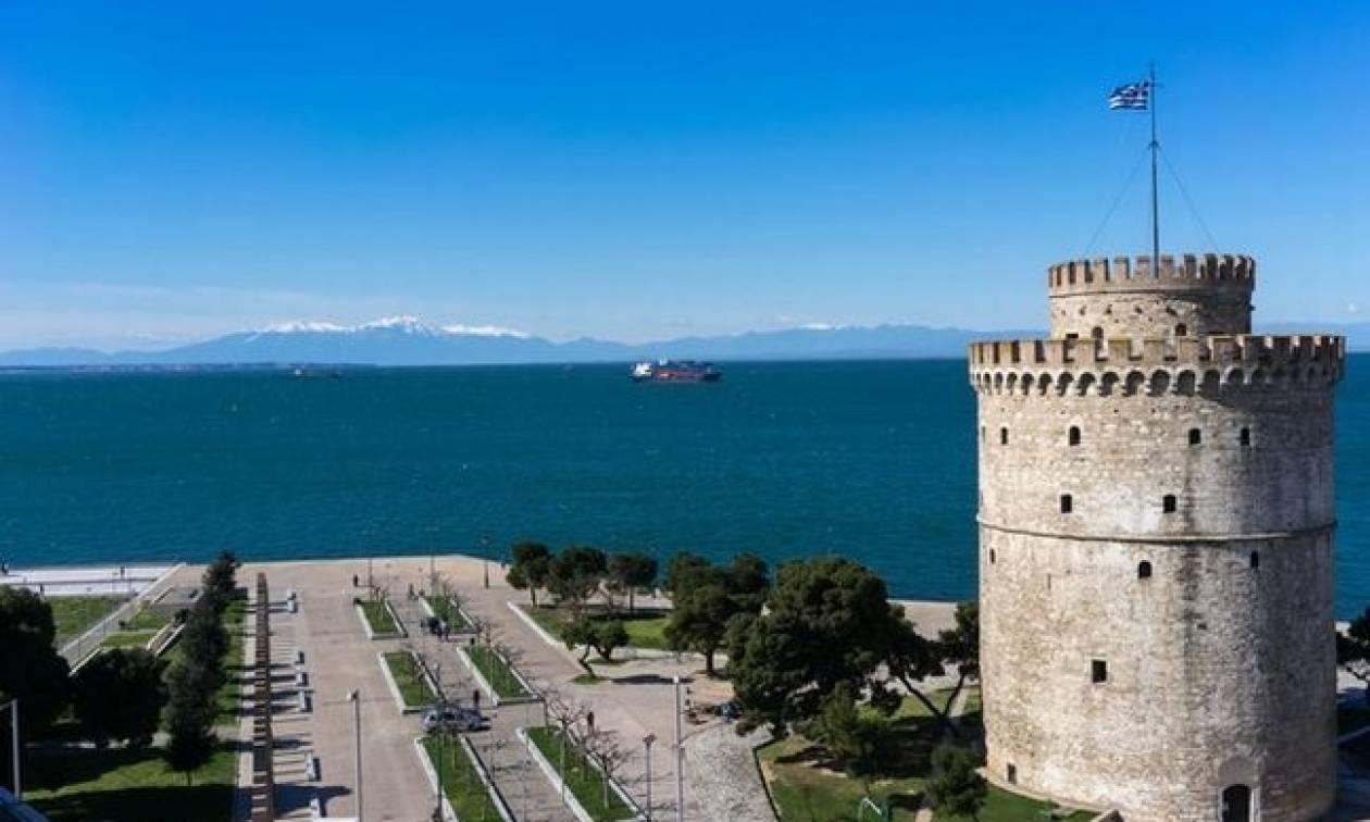 Συναγερμός για εκρήξεις στη Θεσσαλονίκη
