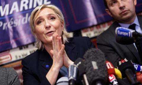 CNN: Марин Ле Пен выступила с критикой санкций Запада против России