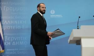 Τζανακόπουλος: Δεν υπάρχει θέμα Τσακαλώτου - Οι σχέσεις του με τον Τσίπρα είναι άριστες