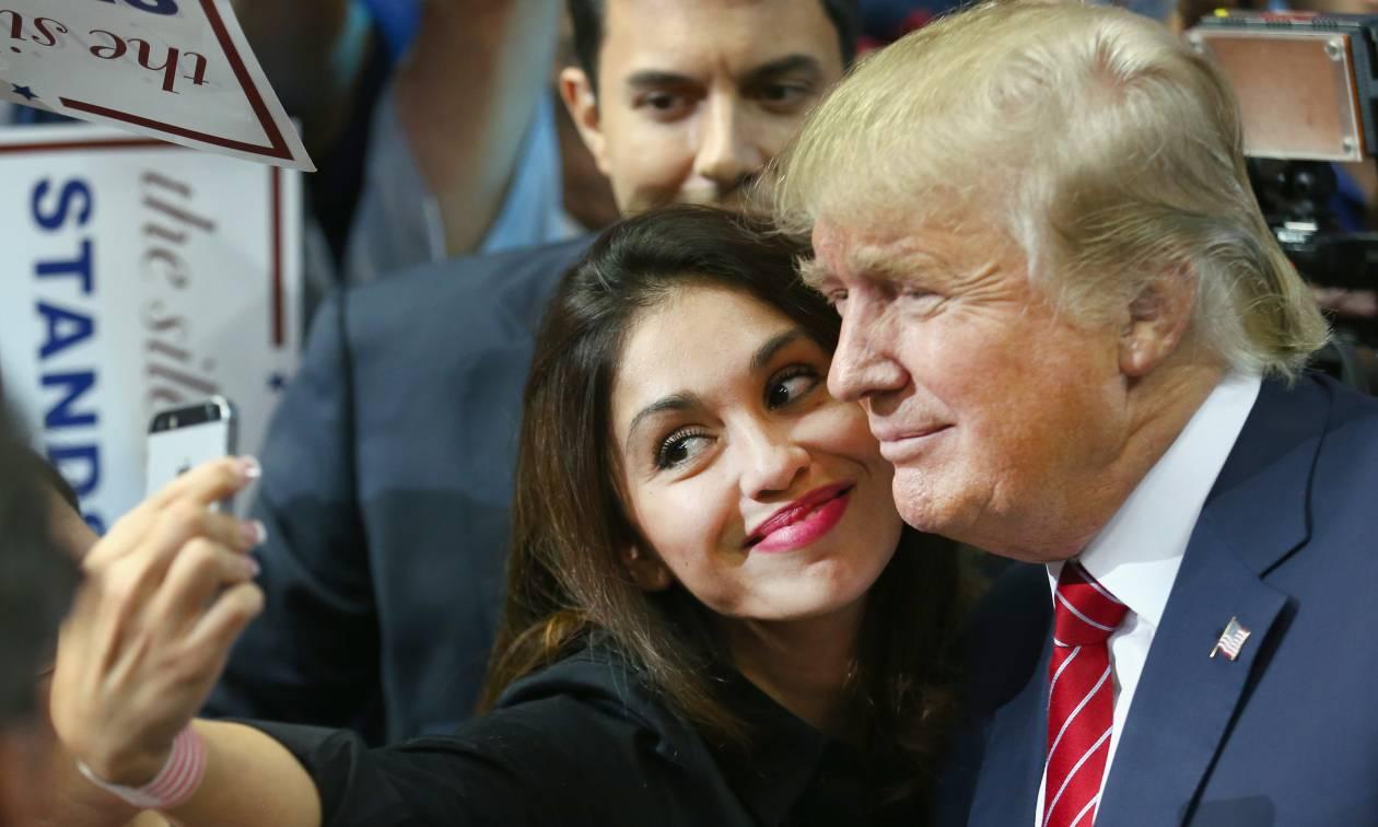 Αποθέωση της πολιτικής του Ντόναλντ Τραμπ από τους οπαδούς του