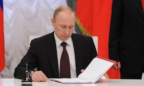 Путин снял с должностей 16 генералов МЧС, МВД и Следственного комитета