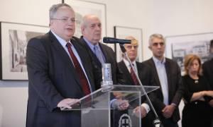 Μήνυμα Κοτζιά προς Τουρκία: Τα όπλα της Ελλάδας στο διεθνές σκηνικό είναι η νομιμότητα