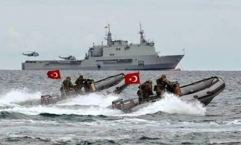Греция заявила о нарушении Турцией воздушного и водного пространства