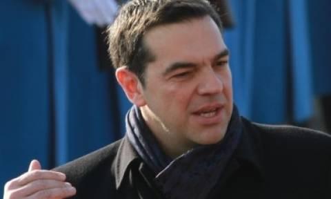 Визит Алексиса Ципраса в Украину состоится 8-9 февраля