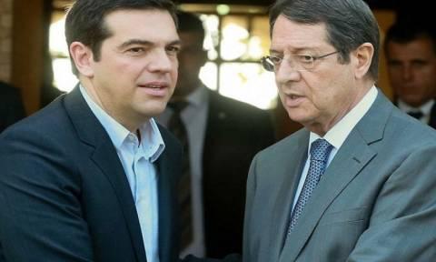 Президент Кипра проведет встречу с премьер-министром Греции