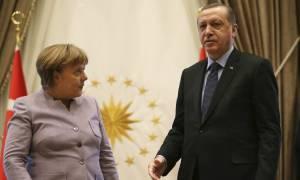 Η φράση της Μέρκελ που εξόργισε τον Ερντογάν - Έξαλλος ο «Σουλτάνος», δείτε την αντίδρασή του (vid)