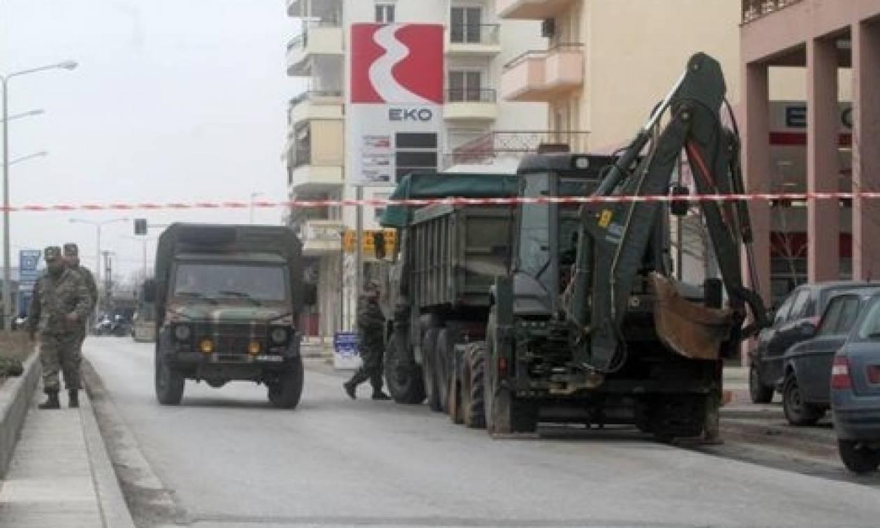 Συναγερμός στη Θεσσαλονίκη: Απομακρύνθηκαν κάτοικοι από σπίτια – Κλήθηκε και ο Στρατός