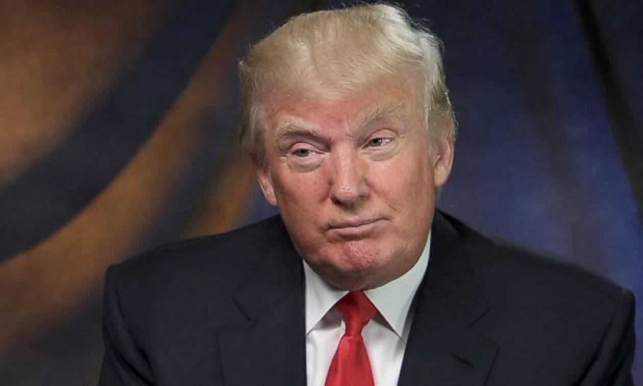 Ο Τραμπ προειδοποιεί το Ιράν για την εκτόξευση βαλλιστικού πυραύλου (vid)