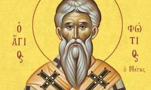 Τον Προστάτη της θα τιμήσει στις 6/2 η Διαρκής Ιερά Σύνοδος
