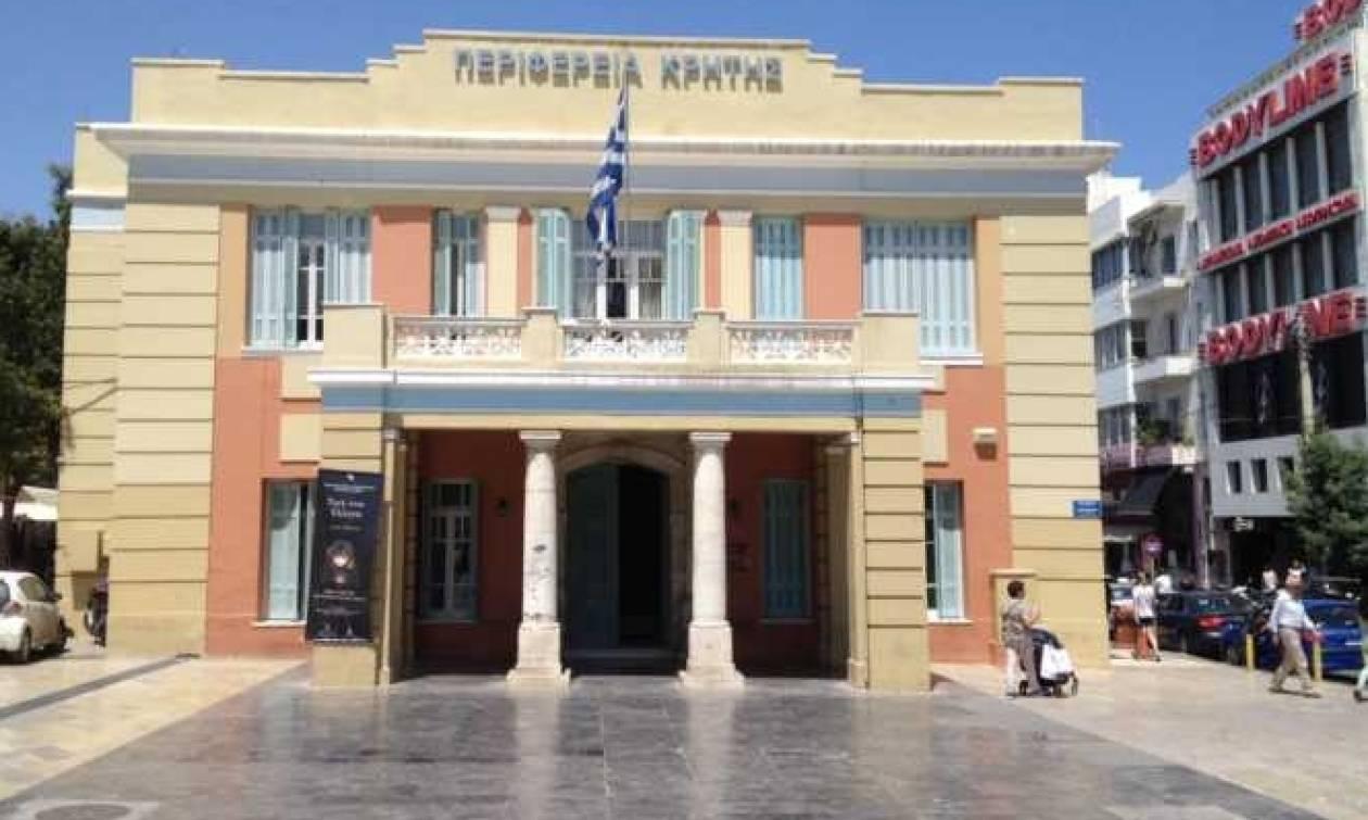 Περιφερειακό Συμβούλιο Κρήτης: Παραιτήθηκε ο Γ. Αγοραστάκης