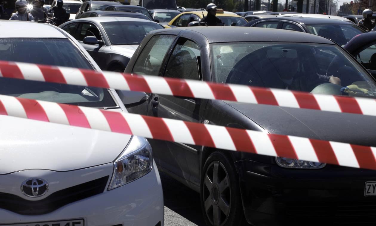 ΠΡΟΣΟΧΗ! Αυτοί οι δρόμοι θα κλείσουν την Κυριακή (05/02) στην Αθήνα