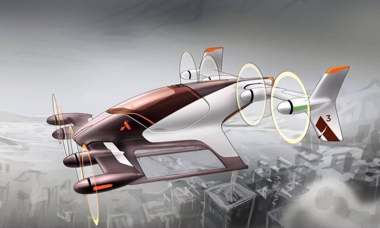 Είδηση-βόμβα: Το ιπτάμενο αυτοκίνητο είναι πραγματικότητα - Έως το τέλος του 2017 οι πρώτες δοκιμές