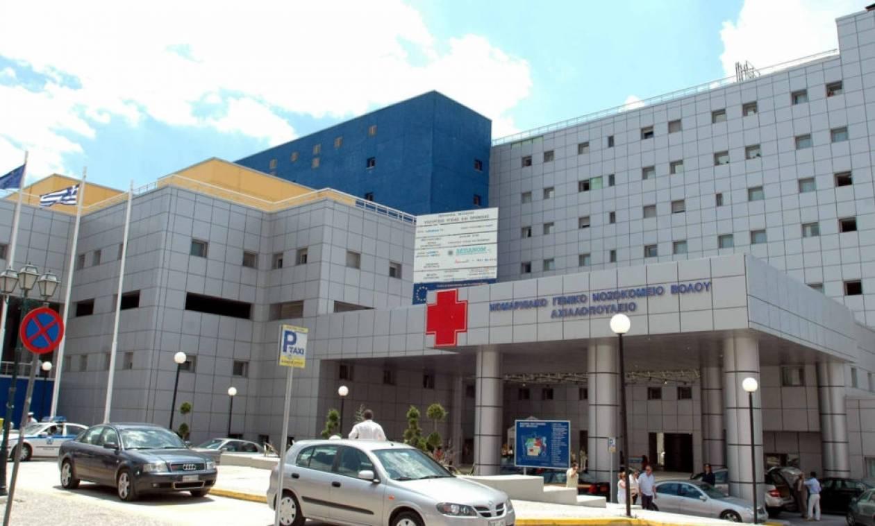 Βόλος: 26χρονος «βούτηξε» από τον 7ο όροφο νοσοκομείου και επέζησε