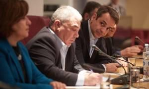Μητσοτάκης: Η κυβέρνηση Τσίπρα απέτυχε στο προσφυγικό όπως και σε όλα
