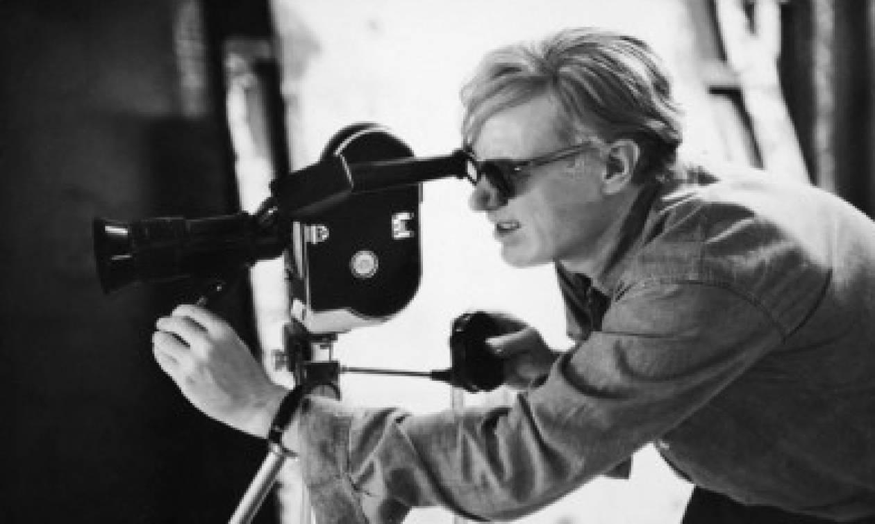 Δώδεκα ώρες με τον Andy Warhol στη Στέγη