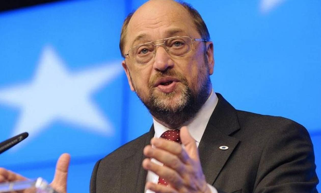 Ο Mάρτιν Σουλτς προαναγγέλλει περισσότερους φόρους για τους πλούσιους