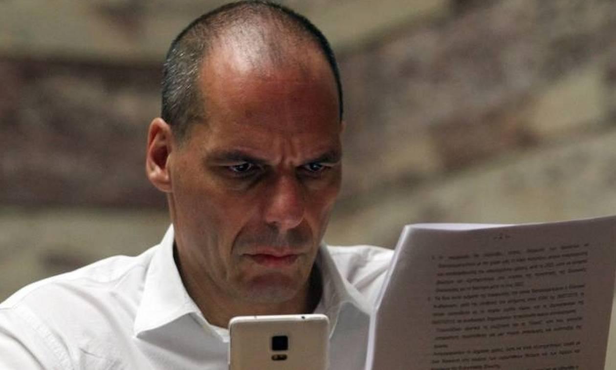 Βαρουφάκης: Τσίπρα προετοιμάσου για ρήξη - Έτοιμος ο μηχανισμός για τη δραχμή από το 2014