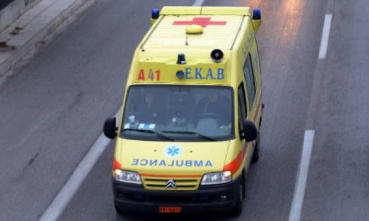 Τραγωδία στην Ηγουμενίτσα: Νεκρός ο οδηγός της νταλίκας που έπεσε στον γκρεμό