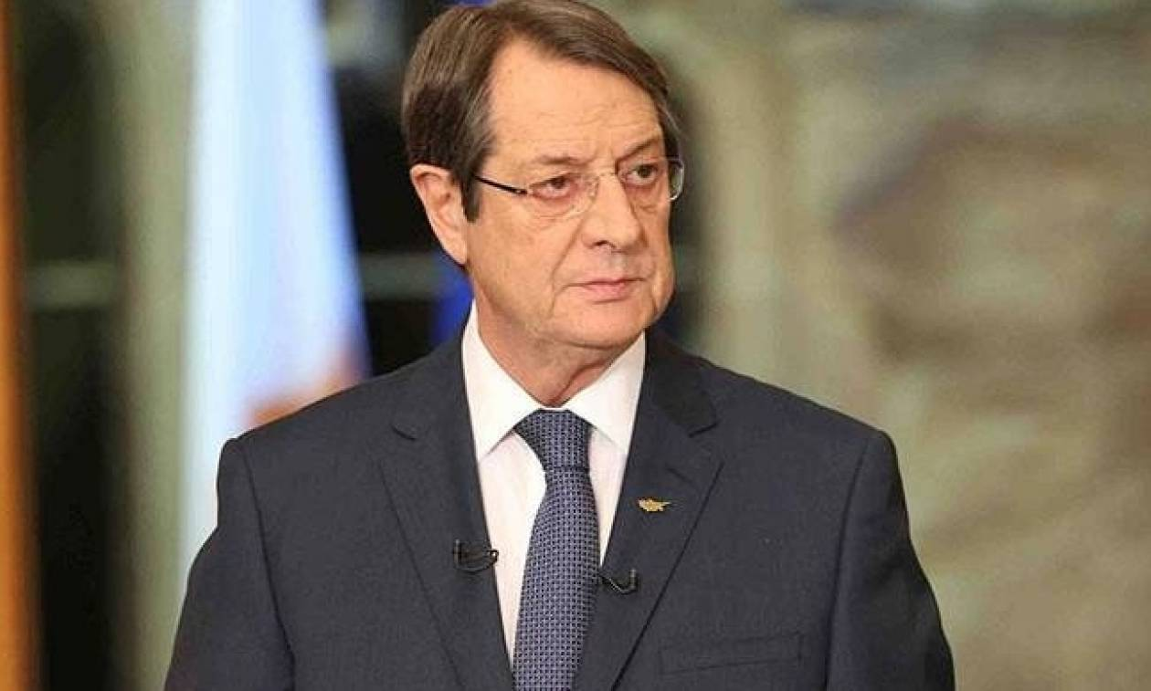 Αναστασιάδης: H σύνοδος σε επίπεδο υπουργών δεν αποτελεί την τελική φάση της διάσκεψης