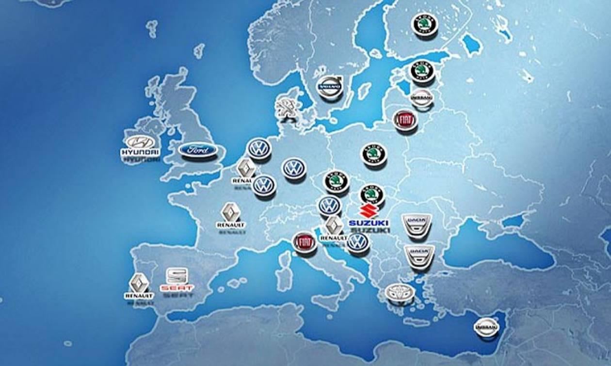 Οι Ευρωπαίοι αγοράζουν αυτοκίνητα (και) με πατριωτικά κριτήρια