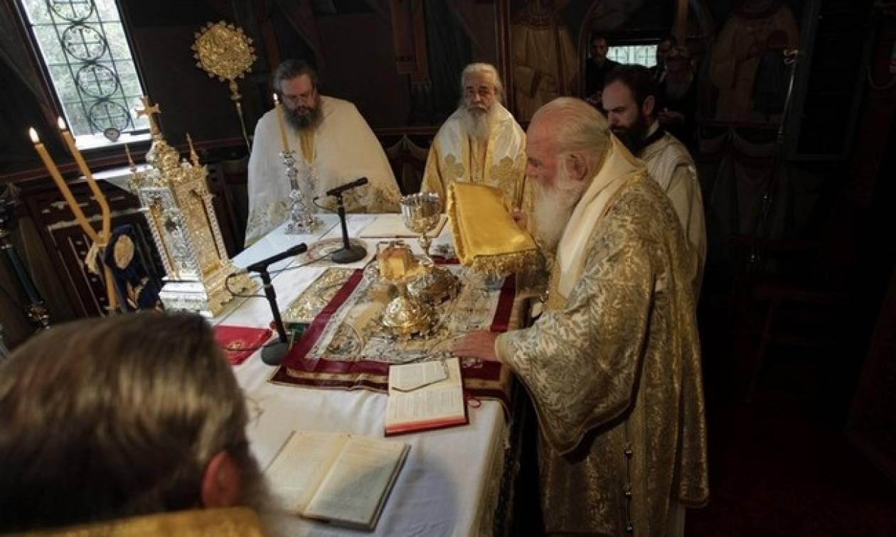 Αρχιεπίσκοπος Ιερώνυμος: Επιχειρούνται επιπόλαιες μεταβολές στη θρησκευτική διδαχή